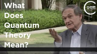 Roger Penrose - What does Quantum Theory Mean?