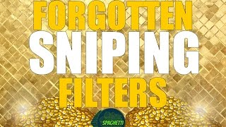 getlinkyoutube.com-MAKE COINS FAST NOW! FORGOTTEN SNIPING FILTERS!