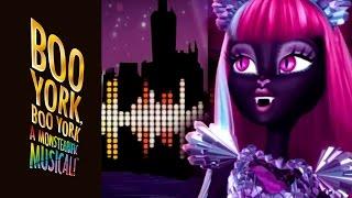 getlinkyoutube.com-Boo York, Boo York Lyric Music Video | Monster High