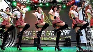 getlinkyoutube.com-150608 댄스팀 BMS - Stage.2 @ 헬로APM 직캠 By 카페라떼