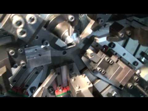 SPRINGTEC 04 - Máquina CNC