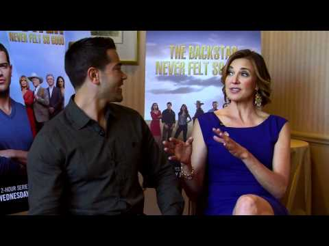 Brenda Strong/Jesse Metcalfe Interview