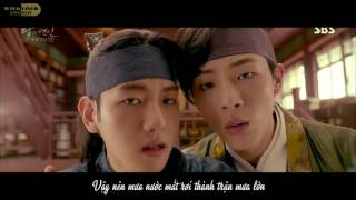 [Vietsub][FMV] Will Be Back - Sun Hae Im (Moon Lovers OST)