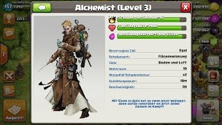 getlinkyoutube.com-NEUE TRUPPE: ALCHEMIST - CLASH OF CLANS UPDATE IDEE! [Deutsch/German HD+]