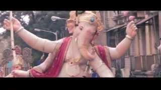 getlinkyoutube.com-Ganapati Aagman 2015 Mumbai Festival