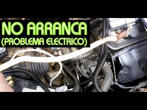 Diagnostico de Auto que no Arranca y se Baja la Electricidad y Luces