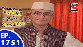 Taarak Mehta Ka Ooltah Chashmah - तारक मेहता - Episode 1751 - 31st August, 2015