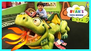 getlinkyoutube.com-CHILDREN'S MUSEUM NYC Family Fun for Kids Indoor Play Area Learning Chidren Playground Kids Toys