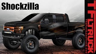 getlinkyoutube.com-Could the 2017 Ford Super Duty Shockzilla SEMA Concept Be the HD Raptor?