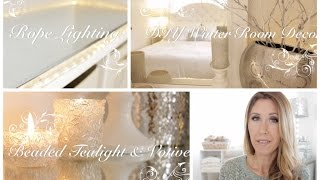 getlinkyoutube.com-DIY Winter Room Decor Ideas