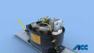 getlinkyoutube.com-Parts of a cooling compressor and description of cooling cycle
