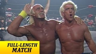 getlinkyoutube.com-FULL-LENGTH MATCH - Nitro - Hulk Hogan & Ric Flair vs. Sting & Lex Luger