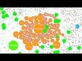 HOW TO GET REALLY BIG! Agario #15