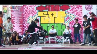 getlinkyoutube.com-4TH EPC ANNIVERSARY JAM 2016 | B.W BOYZ(BUTWAL)(W) VS SHADOW NEPAL(KTM) TOP 16