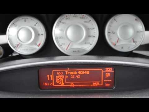 Изменение громкости магнитолы RD4 MP3 Peugeot ... (C8 2008)
