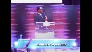 Manifesting Sonship Part 1 - Rev. Yinka Ojo