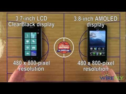 Wirefly Mobile Madness! Nokia Lumia 710 vs. myTouch by LG