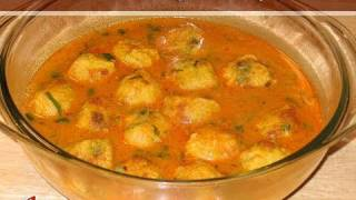 getlinkyoutube.com-Malai Kofta Recipe by Manjula