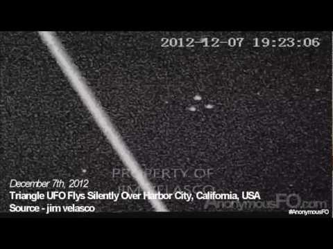 Best UFO Sightings Of December 2012, AFO