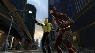 DCUO - Team Flarrow / The Flash vs The reverse Flash
