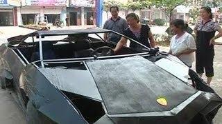 getlinkyoutube.com-Tidak Bisa Memiliki Lamborghini? Buatlah sendiri!