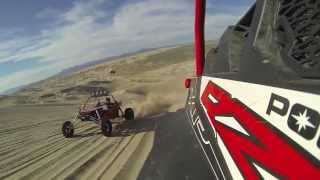 getlinkyoutube.com-RZR XP 900 Turbo vs Hayabusa Sand Rail
