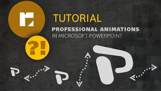 getlinkyoutube.com-Tutorial | Professional Animations in PowerPoint | HD