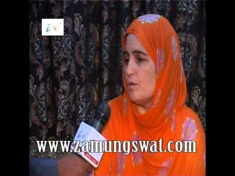 Gazala Javeed Mother talk to ZamungSwat