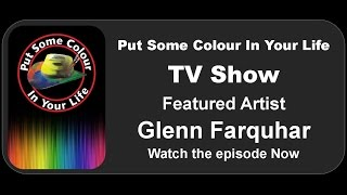 getlinkyoutube.com-2 Free Abstract Art Lesson Demonstrations TV Show Colour in Your Life
