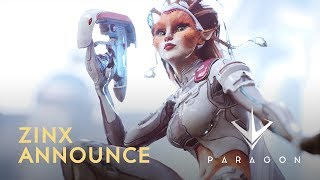Paragon - Zinx Announce
