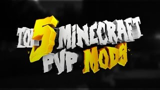 getlinkyoutube.com-TOP 5 MINECRAFT PVP MODS!
