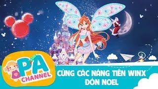 getlinkyoutube.com-Cùng các nàng tiên Winx vui đón Noel | Các nàng tiên Winx biến hình đầy đủ các kiểu