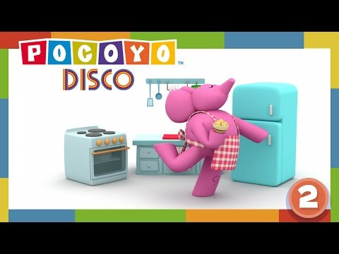 Pocoyo Disco - Cooking Rocks! [Episode 2]