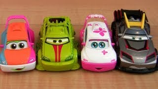 Kabuto from Tokyo Mater Cars Toon diecast Kyandee, CHO, Patokaa, Komodo Disney Pixar view on youtube.com tube online.