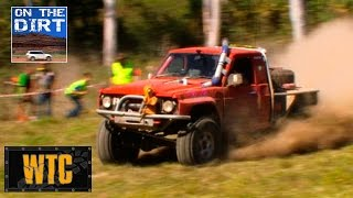 4x4 4WD - The Big Wall - Winch Truck Challenge - Part 10