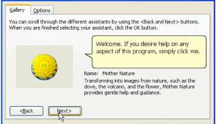 getlinkyoutube.com-Microsoft Office 2003 Office Assistants