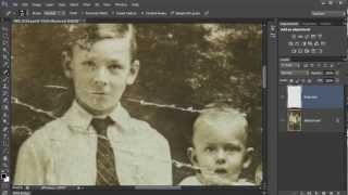 getlinkyoutube.com-Restore an Old Photo Ep 106: Take & Make Great Photography with Gavin Hoey: Adorama Photography TV