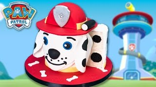 Beautiful Marshall Paw Patrol Cake. View The Video For More Details.