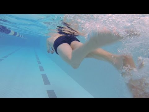 How to Crawl Kick | Swimming Lessons