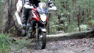 getlinkyoutube.com-Test Honda CB500 X Adventure