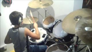 getlinkyoutube.com-Voices - WWE's Randy Ortons theme / Drum Cover / Henry / The Alternative Drum School