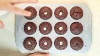 getlinkyoutube.com-كاب كيك شوكولاته سهل وسريع ولذيذ