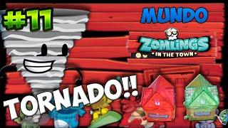 getlinkyoutube.com-Zomlings Español   Zomlings Serie 3   Mundo Zomlings #11