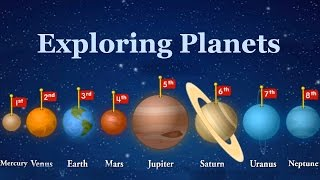 getlinkyoutube.com-Planets In Our Solar System, Exploring Planets - Learning Videos For Kids