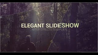 getlinkyoutube.com-Elegant Slideshow — After Effects project | Videohive template