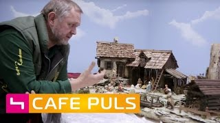 Weihnachtskrippen selber bauen   Café Puls