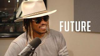 getlinkyoutube.com-Future Talks Living in the Hood & Leaving The Trap