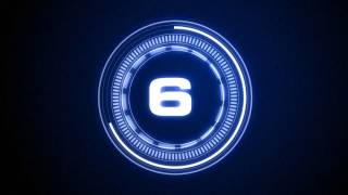 Motion Graphics File : Countdown