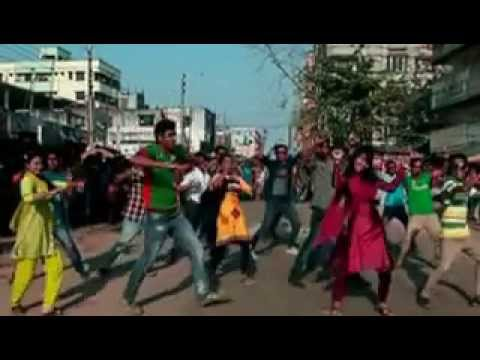 ICC World Cup Twenty 20 Bangladesh 2014 - Flash Mob Mirpur 07 Club