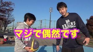 getlinkyoutube.com-早朝ファンの子が会いに来た!日本バスケ界も暗くない?